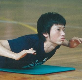 2006全日本合宿阿部ちゃん1