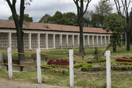 The old Bogota cemetery is the site for the new Center for Memory, Reconciliation and Peace, which just opened its doors in Bogotá.