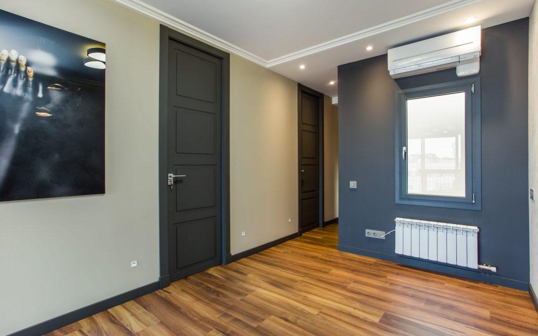 9 ideas para decorar tu casa con molduras y zócalos