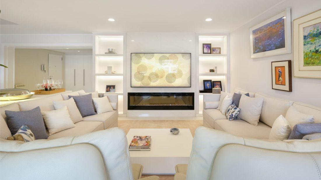 VBS Interior Design - Living Room