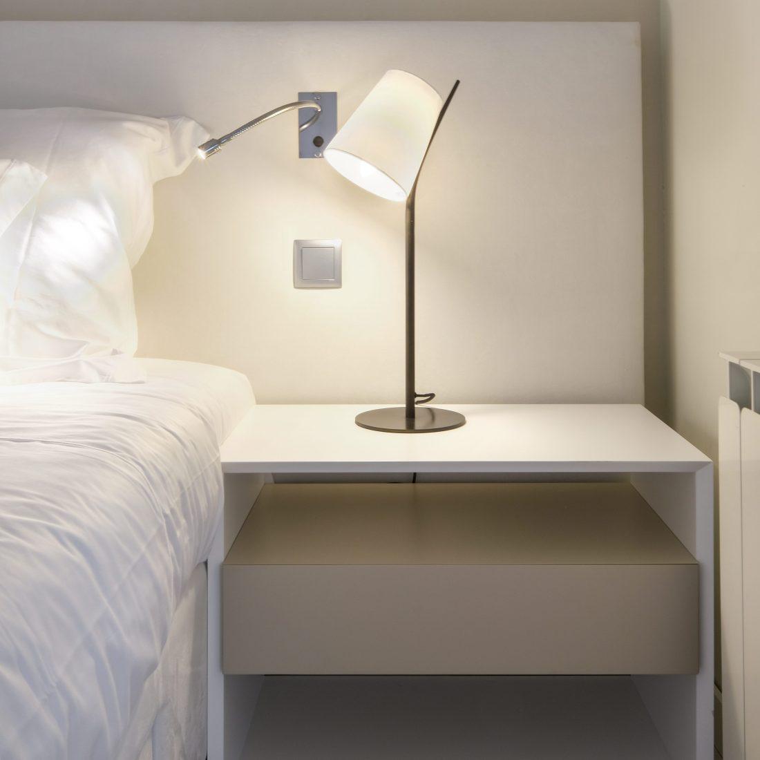 VBS Interior Design - Bedside Table