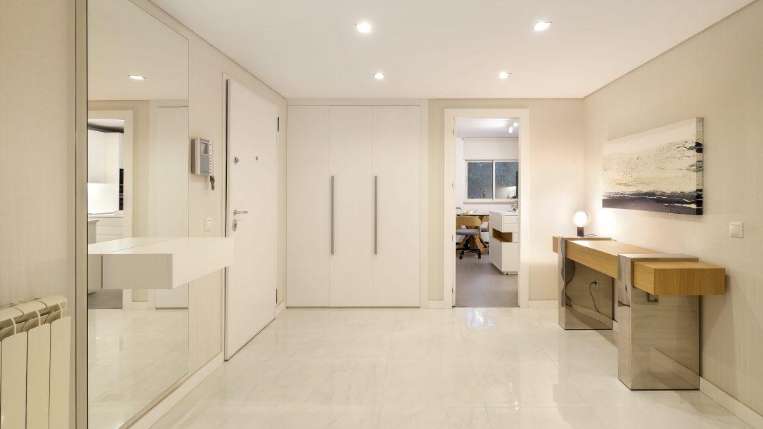 VBS Interior Design - Hallway