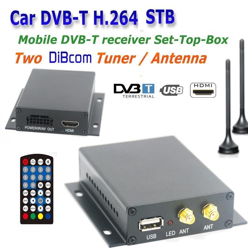 New ISDB-T Digital TV Stick Video Recorder USB Tuner Receiver Remote Control