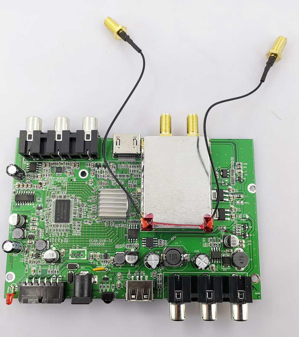 digitalno spajanje antene krajnja aplikacija za pretragu