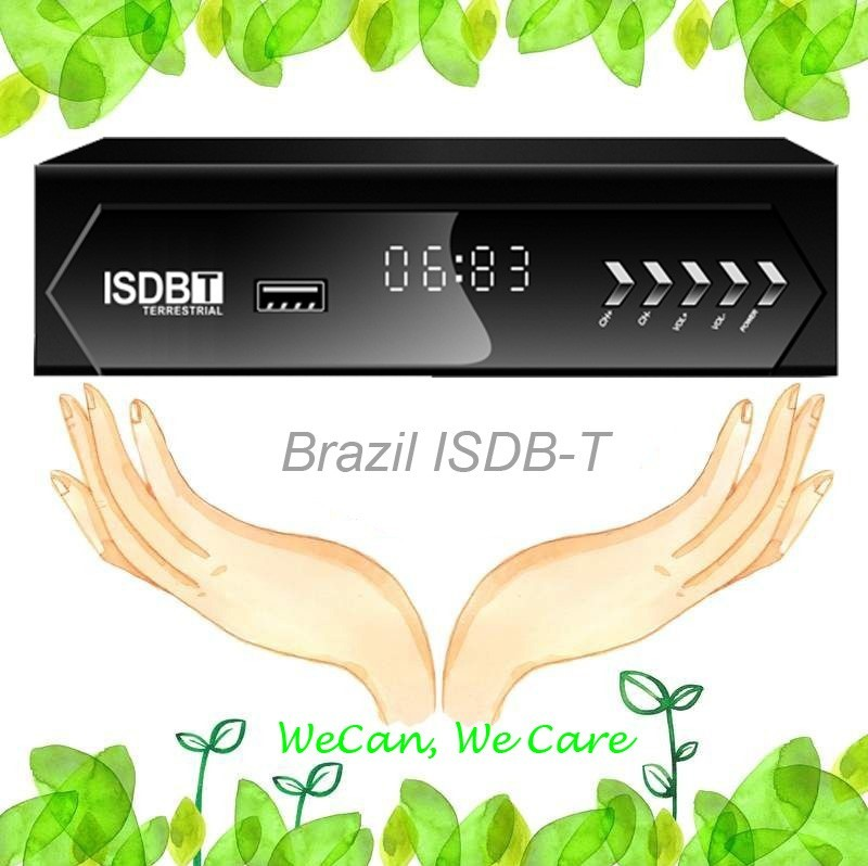 VCAN1047 Brazil ISDB T