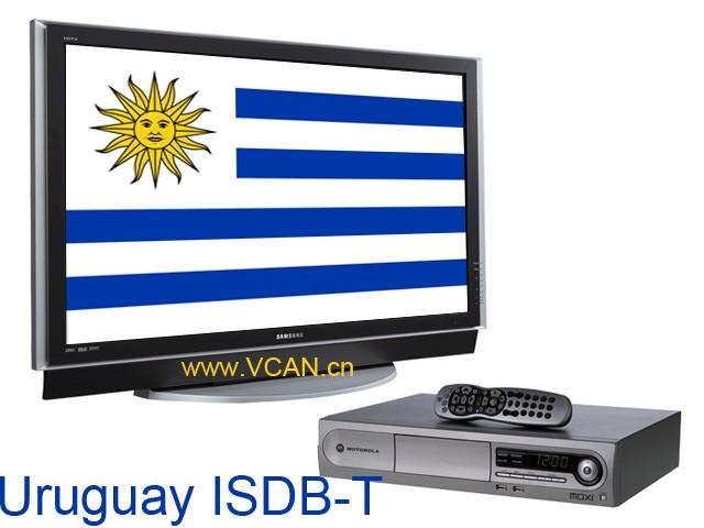 Uruguay ISDB-T