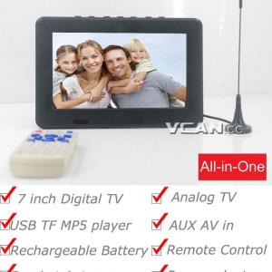 DTV700-7-inch-Digital-TV-Analog-TV-USB-TF-MP5-player-AV-in-Rechargeable-Battery