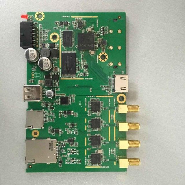4 tuner 4 antenna isdb-t