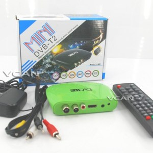 Mini HD DVB-T2 Home H.264 Set Top Box with USB support PVR