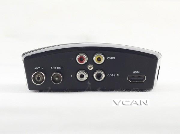 VCAN1076 HD mini Home DVB-T2 Digital TV Receiver