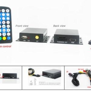ATSC Car TV