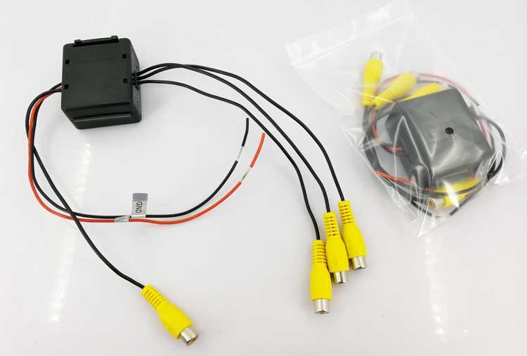 1 input 3 output