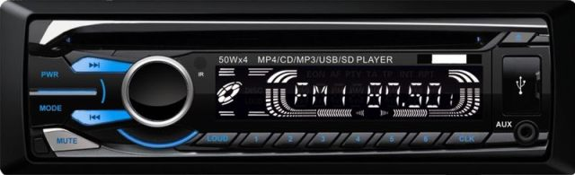 One Din DVD player Vcan1236b