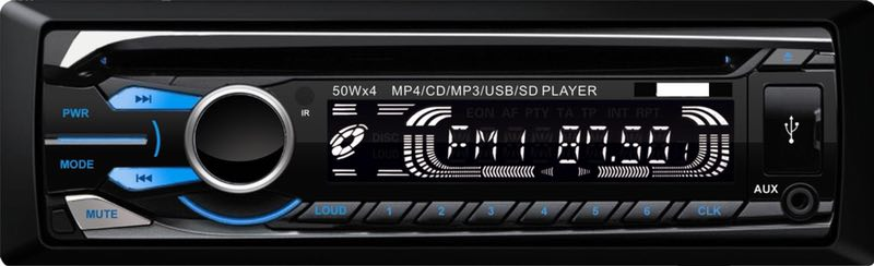One Din DVD player Vcan1236b