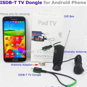 stick USB teléfono móvil ISDB-T