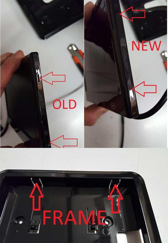 7 headrest monitor