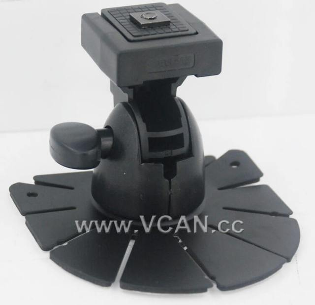 Monitor bracket install In Car table headrest stand alone tablet pc gps dash mount 14 -