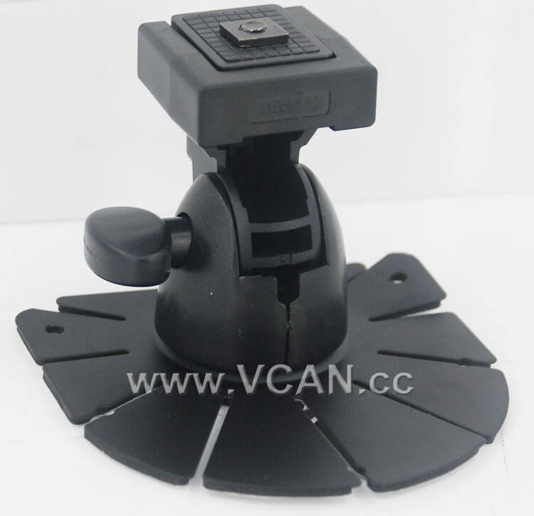 Monitor bracket install In Car table headrest stand alone tablet pc gps dash mount 5 -