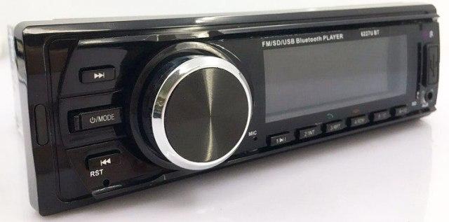 Fixed Panel Car MP3 USB SD FM Bluetooth RDS  MP3-6227 13 -