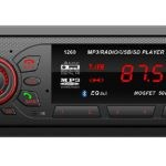 Car MP3 FM USB SD