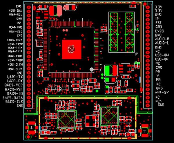 ISDB-T module