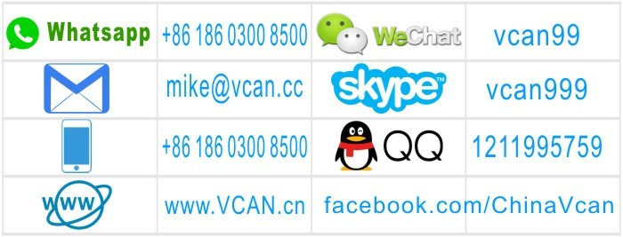 VCAN Contact
