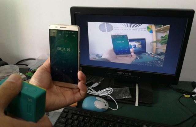 COFDM Récepteur vidéo USB pour Win 10
