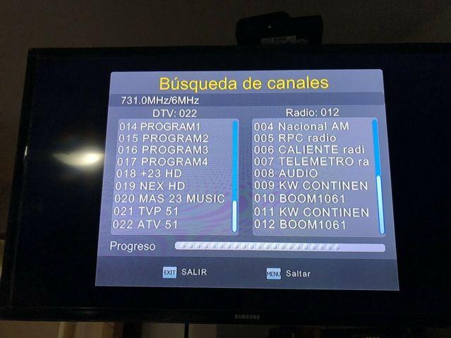 Panama digital tv channel list 2