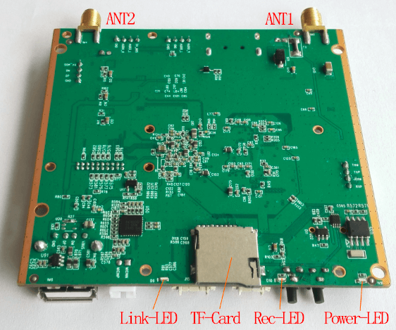 Decode Board COFDM Receiver
