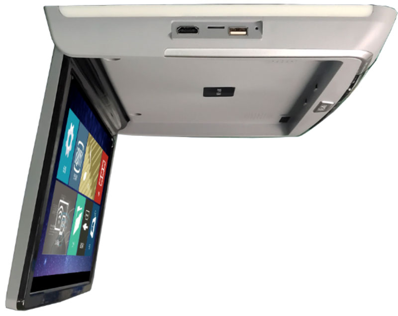13 inch ceiling roof mount android player