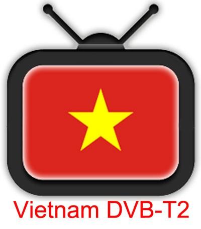 Vietnam DVB-T2