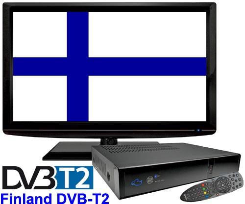 Finland DVB-T2