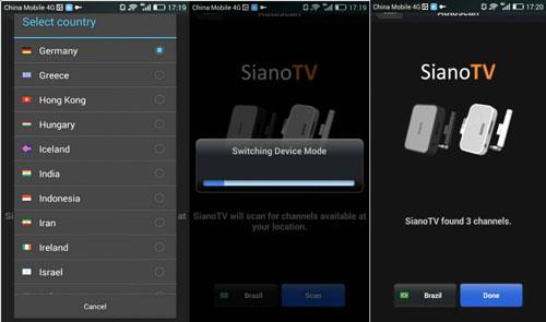 Phone Pad DTV WIFI