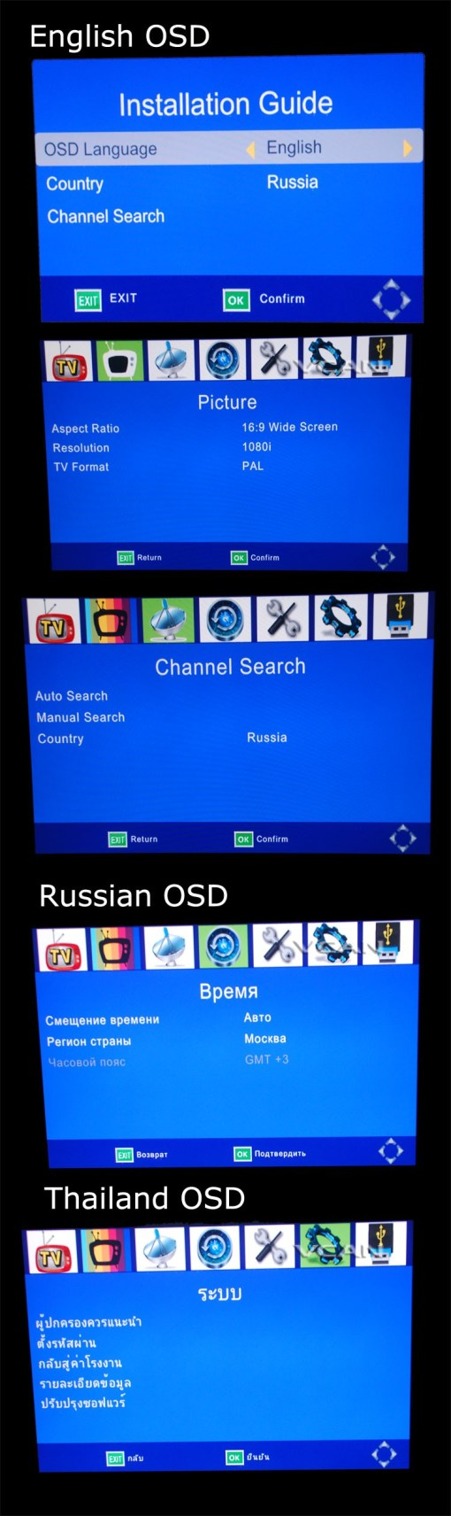 2 antenna car DVB-T2 Two tuner tv Diversity USB HDMI HDTV High Speed dvb-t22 5