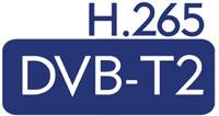 Germany DVB-T2 H.265 HEVC Codec New Model DVB-T265 auto mobile digital car dvb-t2 tv receiver 20