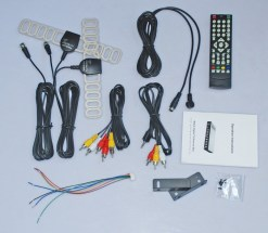 DVB-T3000CI HD Car DVB-T CI CAM card reader auto digital tv Slot DTV Europe TNT TDT CA 8
