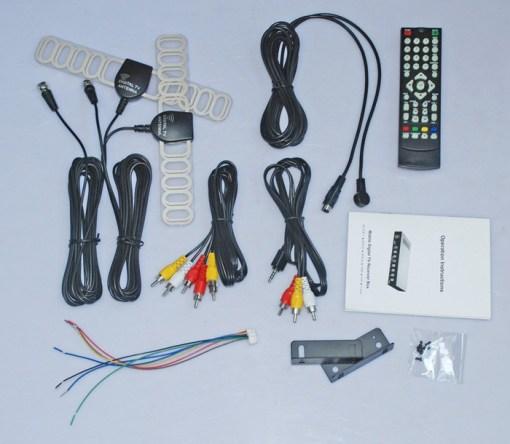 DVB-T3000CI HD Car DVB-T CI CAM card reader auto digital tv Slot DTV Europe TNT TDT CA 3