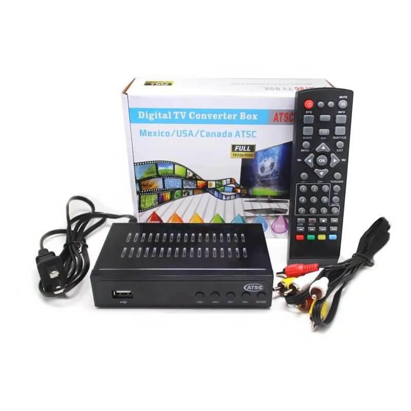 Vcan1601 ATSC TV Receiver