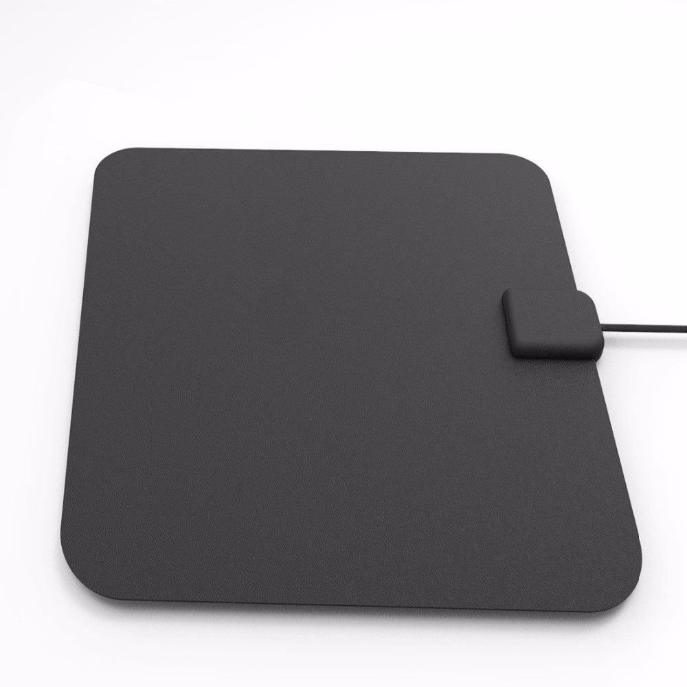 VCAN0992 Digital TV DVB-T2 UHF/VHF Flat antenna and No extra power required for home use 22