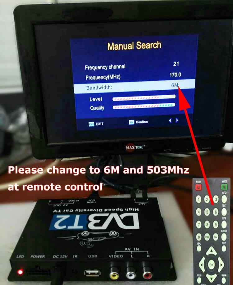 COFDM Wireless Video Transmitter Receiver Transmission HDMI HD 1080P composite CVBS in H.264 COFDM-904T 15
