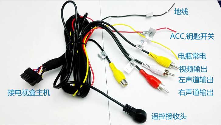 Car DVB-T 2 Antenna TV receiver VCAN1062 HD Digital TV tuner Box support MPEG4 H.264 15