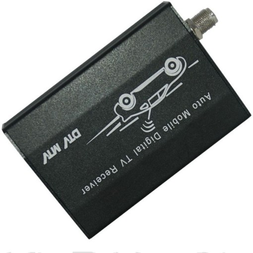 One Antenna auto mobile tv tuner HD car tv receive box for Japan/Brazil/Chile ISDB-T ISDB-T5009 2