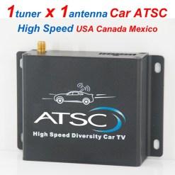 Car ATSC Digital TV receiver for USA Canada Mexico 8