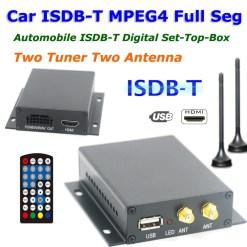 ISDB-T digital tv receiver 9