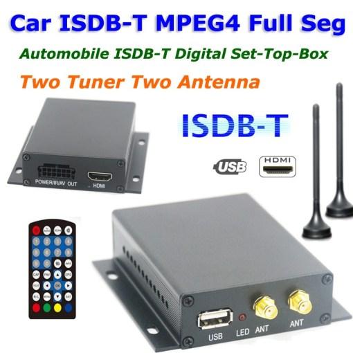 ISDB-T digital tv receiver 1