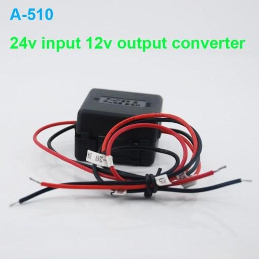 DC24V to 12V Car power charger adapter converter DC/DC Converter Regulator 24V Step Down to 12V Low Voltage Reducer Buck Transformer Vehicles 1