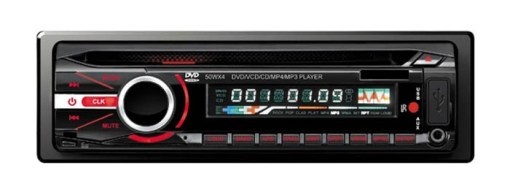CD MP3 MP4 USB compatible player Car radio 1