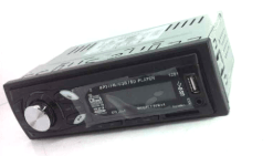 In dash One din Car USB SD MP3 player FM radio 8