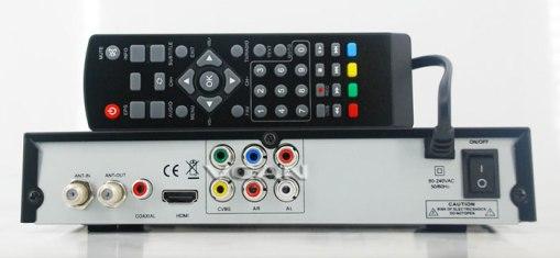 VCAN0870 ISDB-T MPEG4 digital tv receiver 5