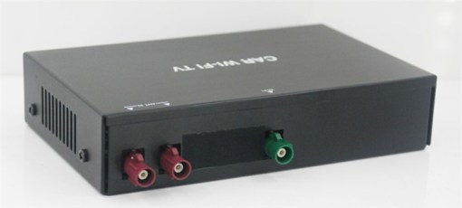 Car Wifi TV Digital TV Receiver Box send TV 5